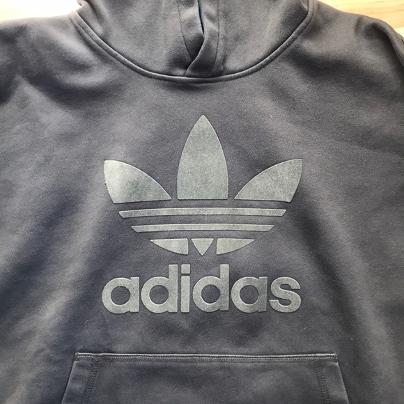 621a6768a59e adidas Other - Adidas Originals Trefoil Hoodie Olive XL